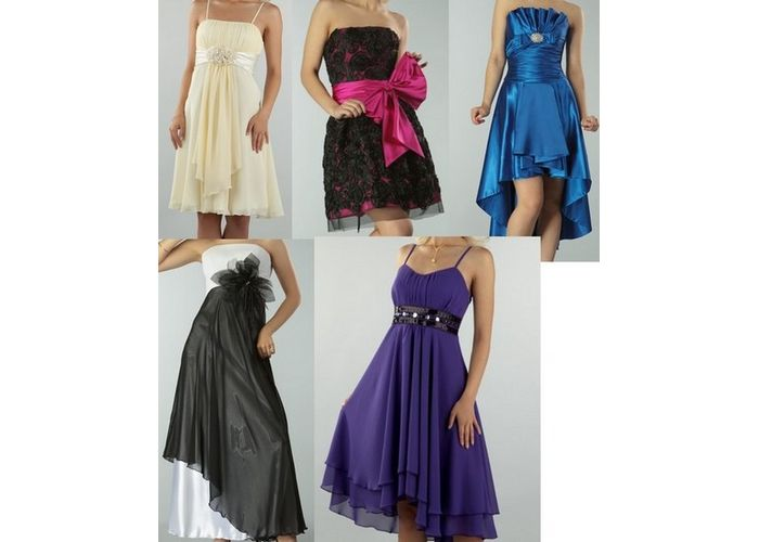 Вечерние платья платья для